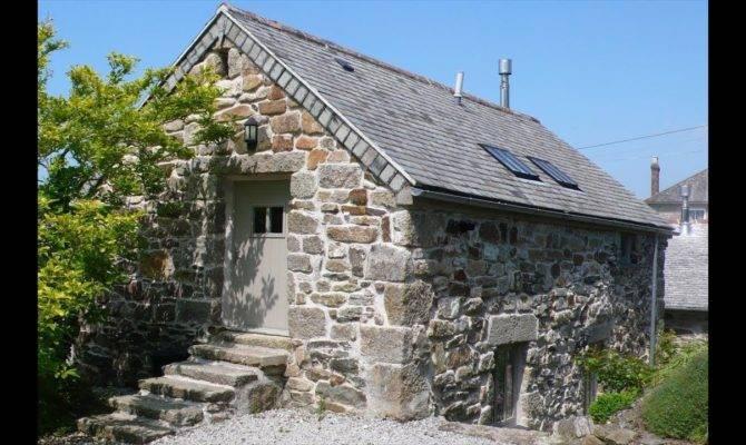 Cozy Romantic Lofty Stone Cottage Perfect Small