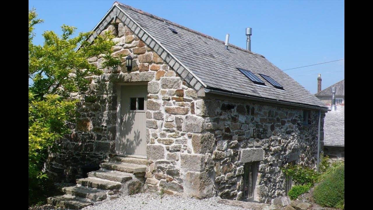 Cozy Lofty Stone Cottage