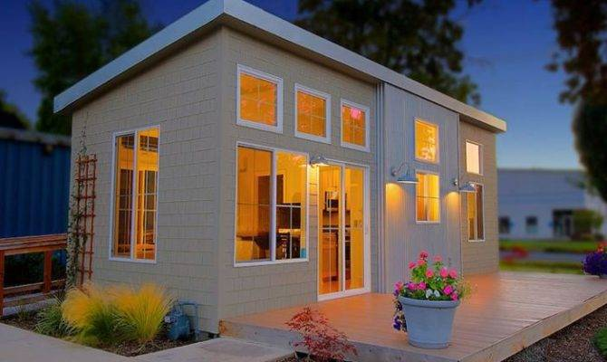 Cozy Small Modular Homes Designs Some Nice