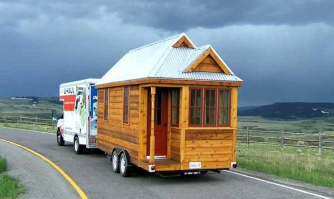 Cozy Tiny House Wheels Home Design Garden