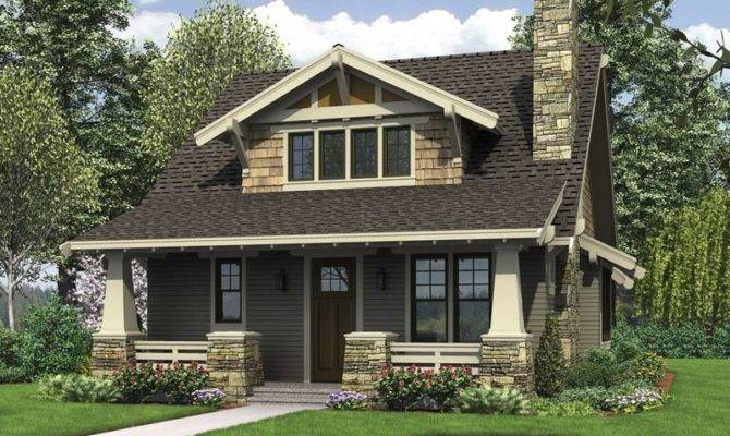 Crafts Bungalow Homes Craftsman Style House Plans Ranch