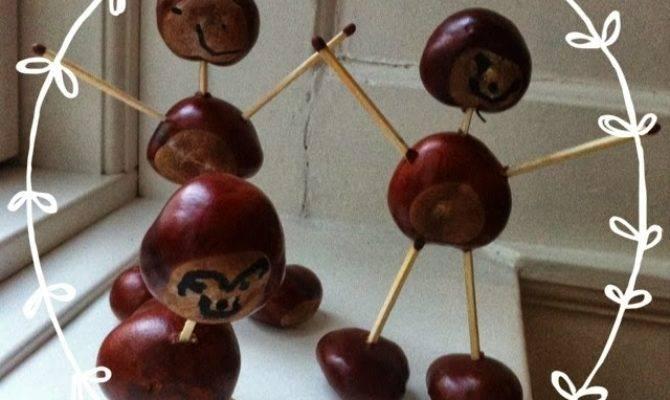 Crafts Using Chestnuts
