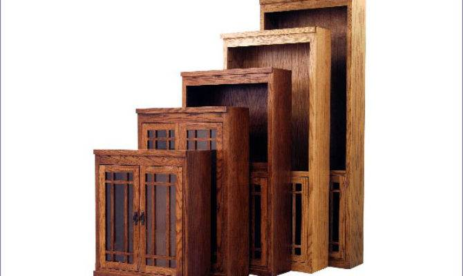 Craftsman Bookcases Doors Styles Yvotube