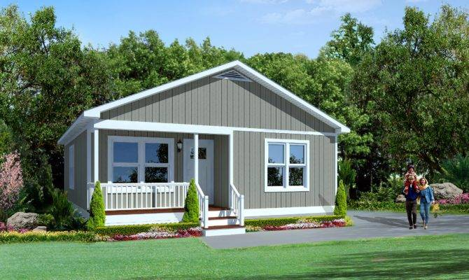 Craftsman Bungalow Custom Modular Homes