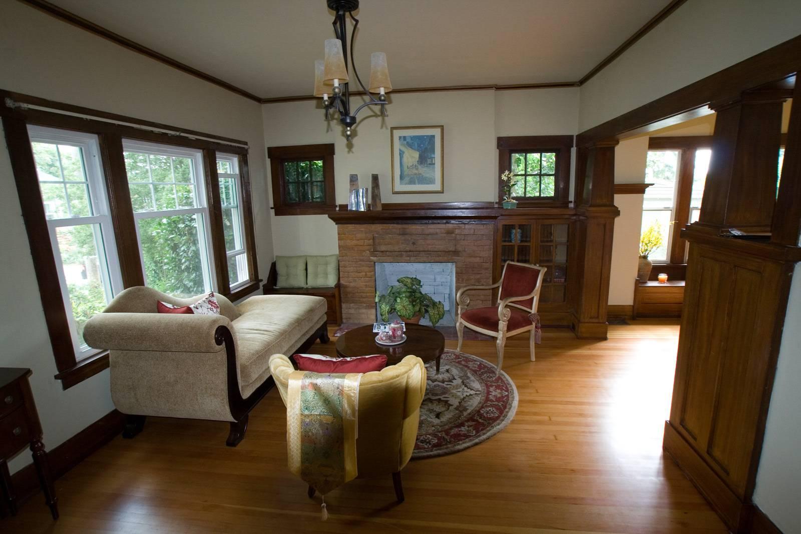 Craftsman Bungalow Decorating Ideas Home   House Plans   32