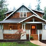 Craftsman Bungalow Floor Plans Small House