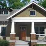 Craftsman Bungalow Home Pinterest