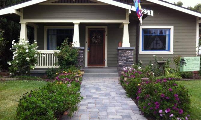 Craftsman Bungalow Porch Columns