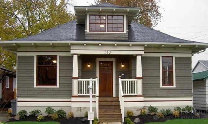 Craftsman Bungalow Renovation House