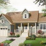 Craftsman Design Bungalow House Plans Home Decoration Improvement