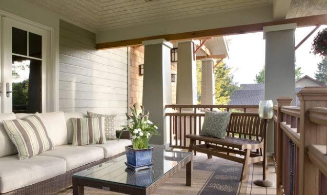 Craftsman Front Porch Denver
