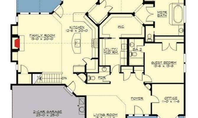 Craftsman Future Home Plans