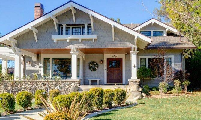 Craftsman Gorgeous Woodwork Pasadena