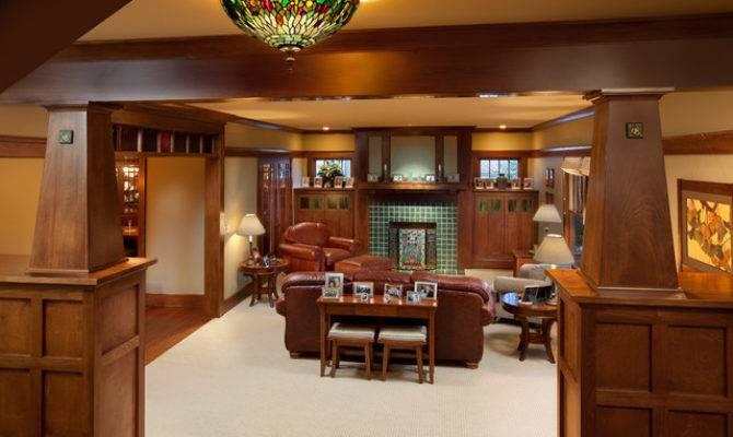 Craftsman Home Room Columbus