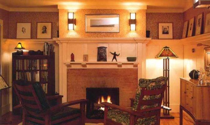 Craftsman Homes Decor Minimalist Style