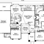 Craftsman House Plan Alp Chatham Design Group Plans