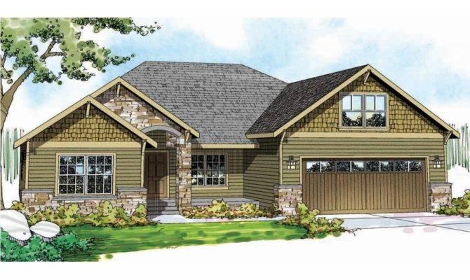 Craftsman House Plan Best Plans