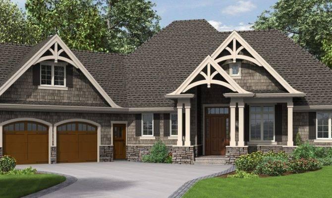 Craftsman House Plan Ripley