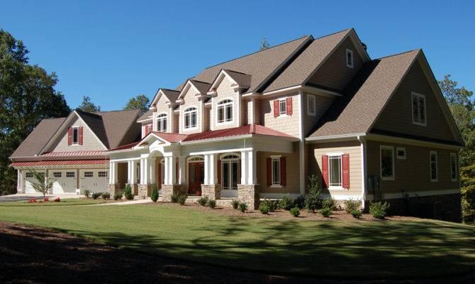 Craftsman House Plans Arts Crafts Luxury