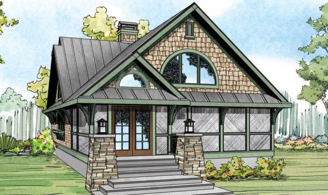 Craftsman House Plans Glen Eden Associated Designs