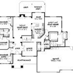 Craftsman House Plans Goldendale Associated Designs