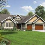 Craftsman House Plans Lincoln Pinterest