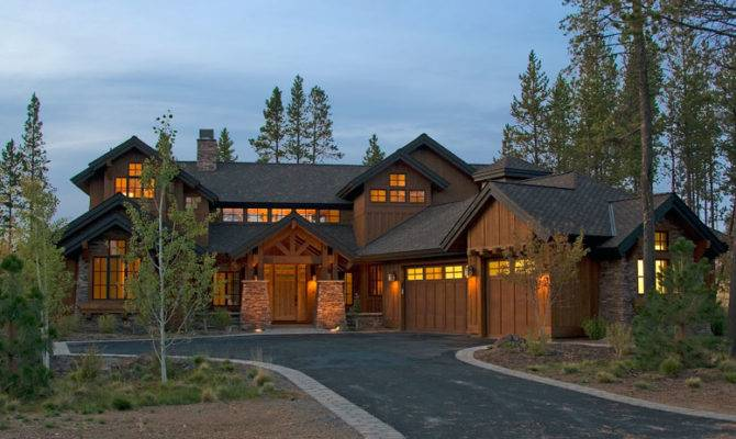 Craftsman House Plans Mountain