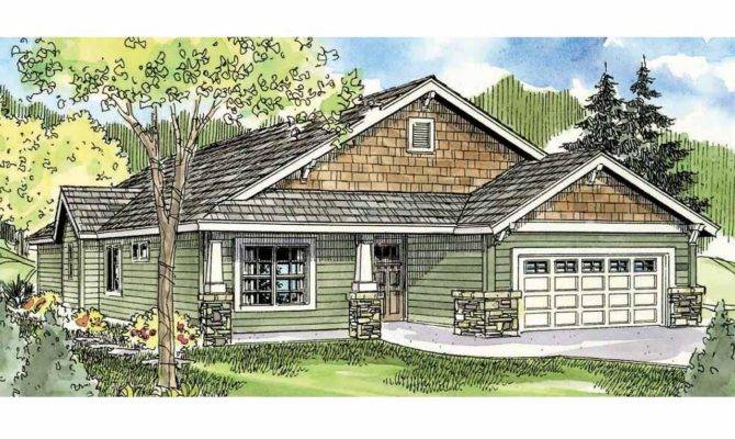 Craftsman House Plans Westwood Associated Designs
