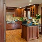 Craftsman Kitchen Design Typical