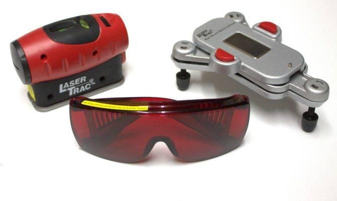 Craftsman Laser Trac Level Kit Ebay