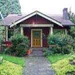 Craftsman Neighborhood Portland Oregon Old House