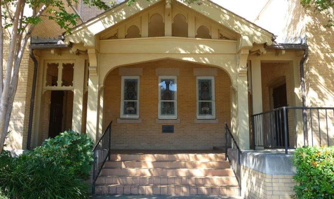 Craftsman Porches Yazoo City Preservation Mississippi