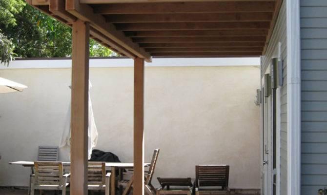 Craftsman Second Story Wood Deck Porch Railing West
