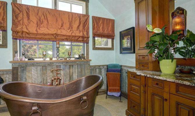 Craftsman Style Bathroom Designs Vanity Tile