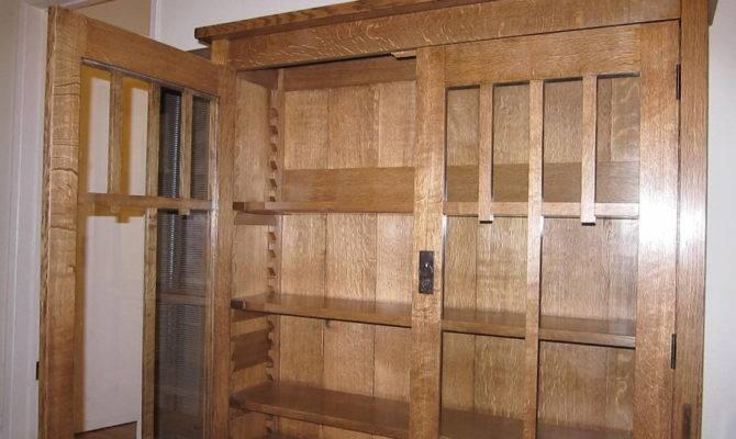 Craftsman Style Bookcase Jackmoony Lumberjocks