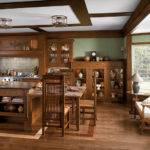 Craftsman Style Cozy Rustic Impressive Magazine