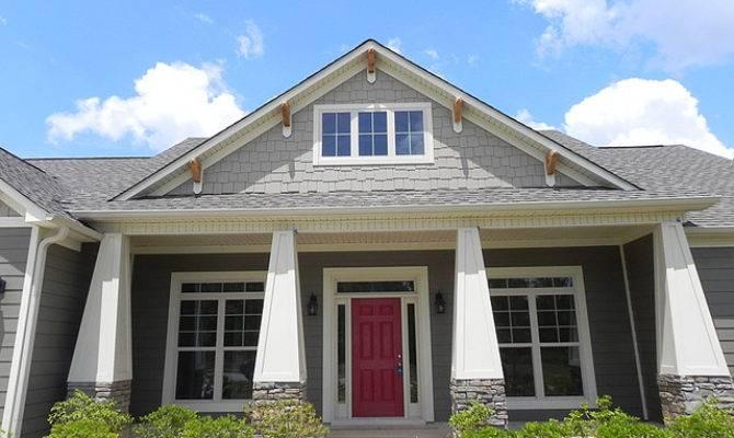 Craftsman Style Front Porch Atlanta