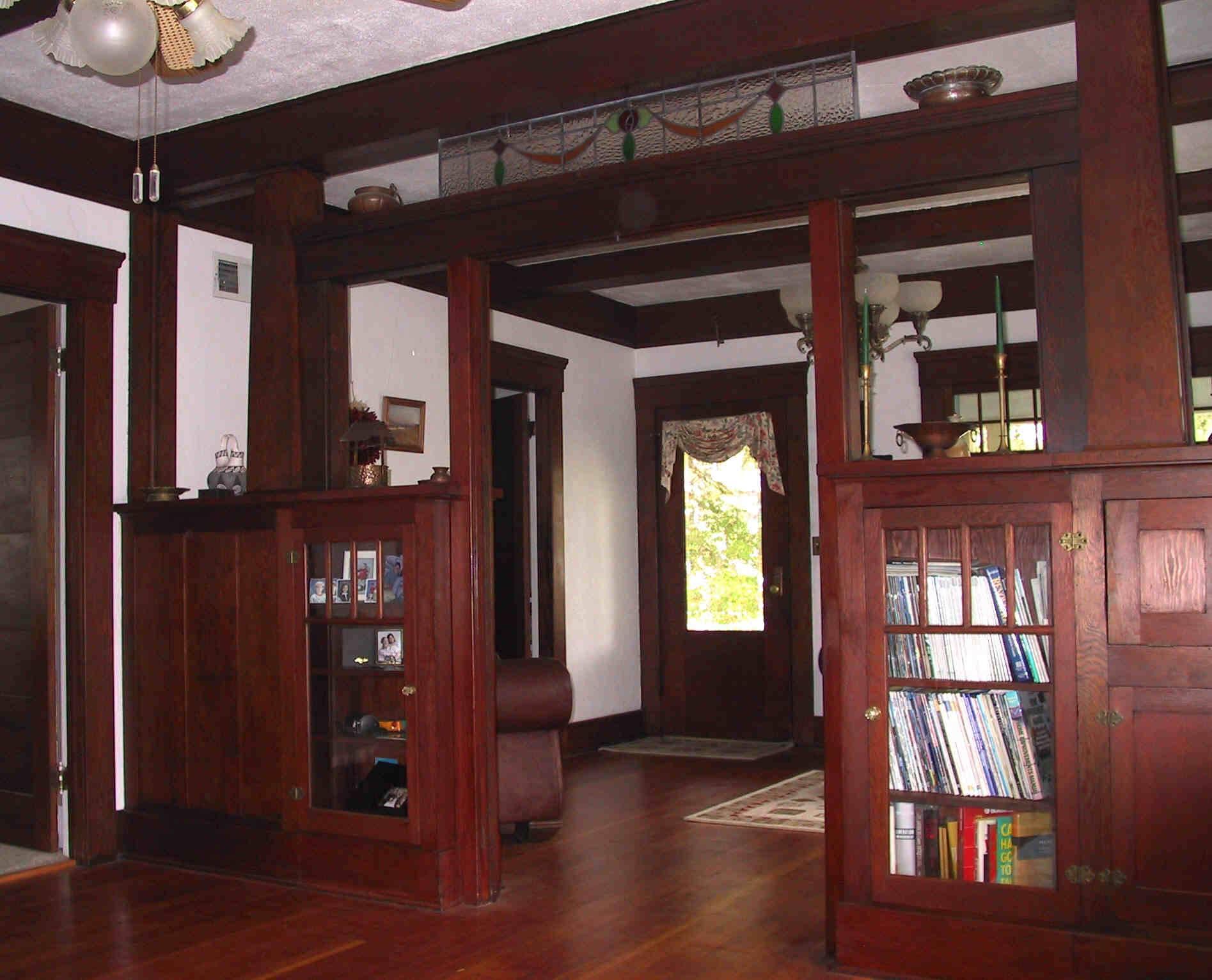 Craftsman Style Home Decor Decorating Ideas   House Plans   32