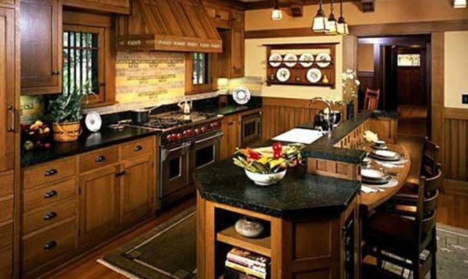 Craftsman Style Home Interior Designs Pinterest