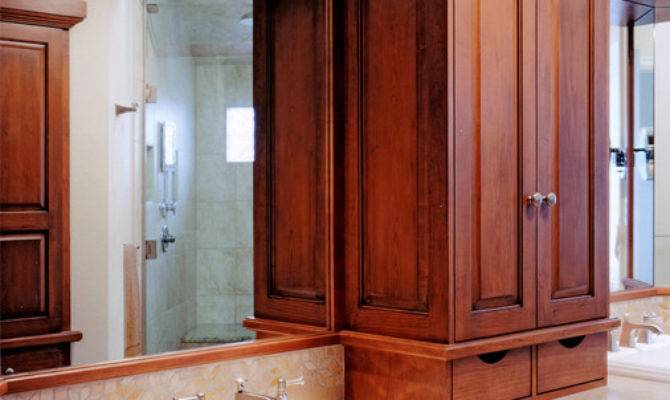 Craftsman Style Home Traditional Bathroom Denver