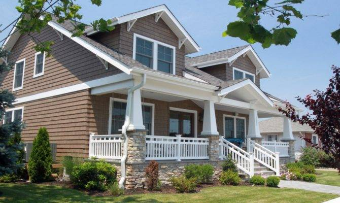 Craftsman Style Homes Floor Plans