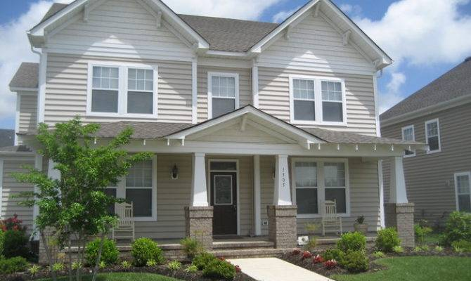 Craftsman Style House Parkside Traditional Exterior