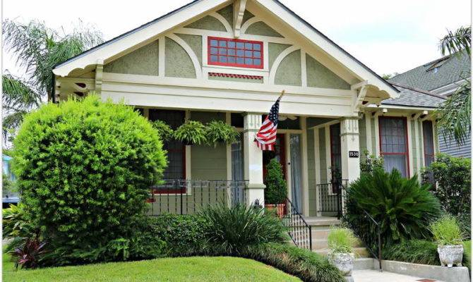 Craftsman Style House Plans Green