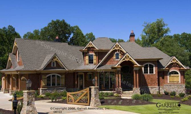 Craftsman Style House Plans Mountain