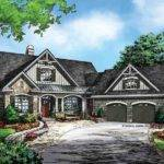 Craftsman Style House Plans Walkout Basement