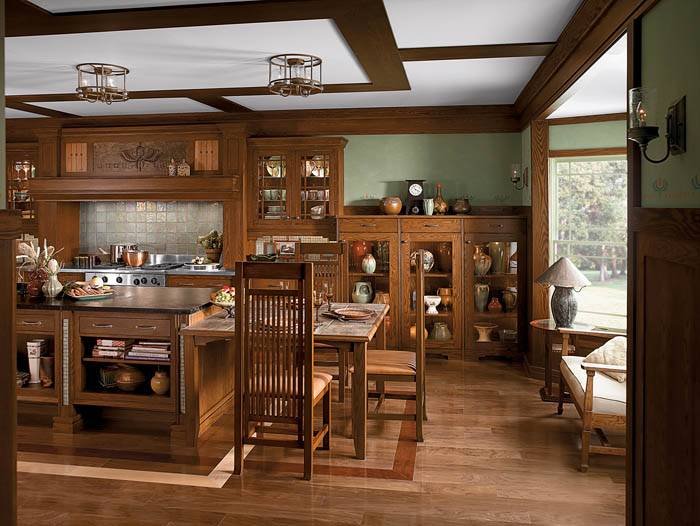 Craftsman Style Interior Design Home Blog House Plans 43183