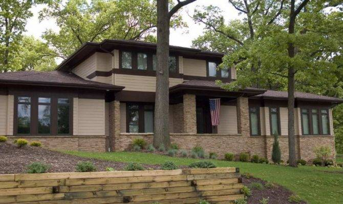 Craftsman Style Modular Homes Prairie House