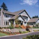 Craftsman Style Single Story House Plans Designs