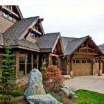 Craftsman Style Timber Frame House Plans Contemporary