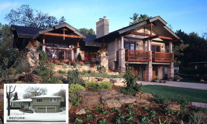 Craftsman Whole Home Remodel Split Level Lake Calhoun